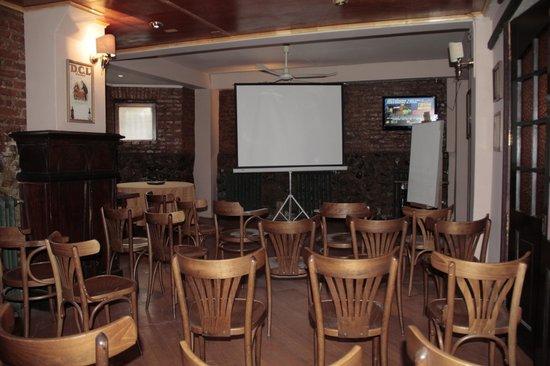 Hotel Isla Rey Jorge: sala conferencias