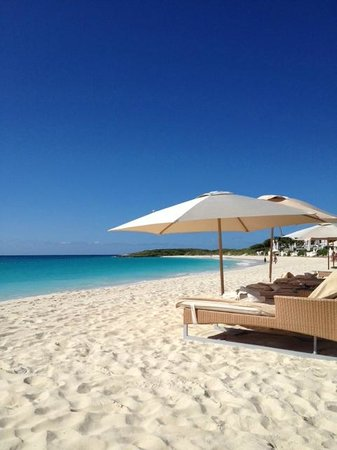 Belmond Cap Juluca:                   The best beach anywhere!