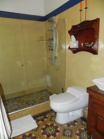 Hotel Casa Amani:                   Ducha