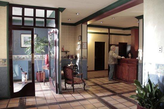 Hotel Isla Rey Jorge: nueva recepción