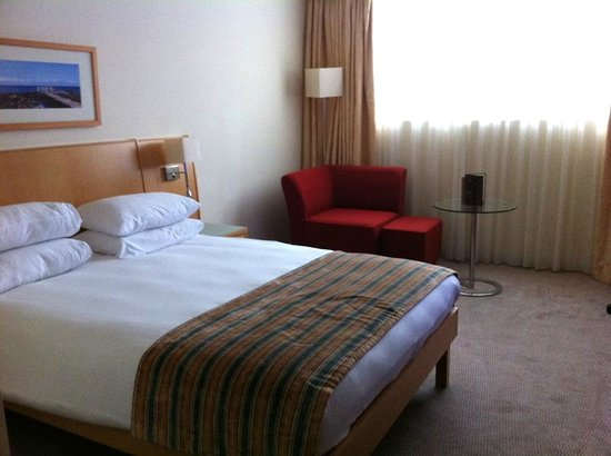 Hilton Dublin Airport Hotel: Double Room