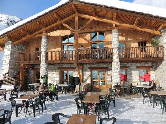 Les Clochetons :                                                       Clochetons  Restaurant Val d'Isere