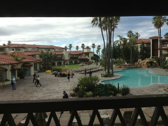 Embassy Suites by Hilton Mandalay Beach Resort: view