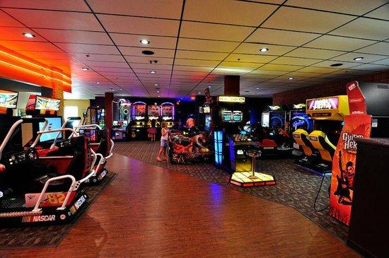 Luckys Daytona Beach Arcade
