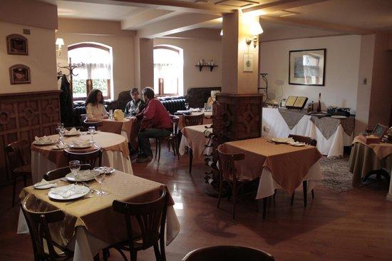 Hotel Isla Rey Jorge: comedores