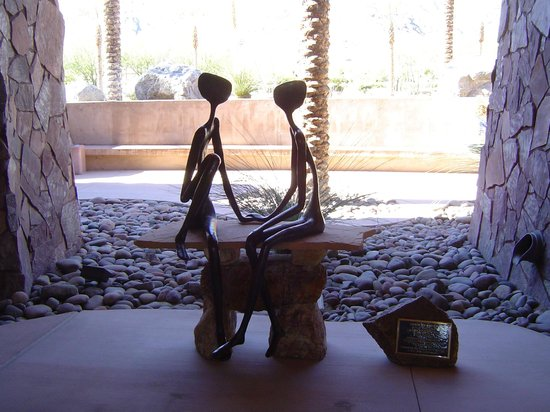 Renaissance Palm Springs Hotel:                   Palm Springs Conference Center