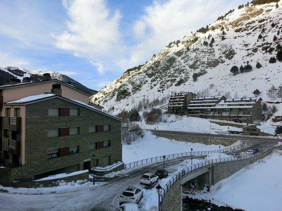Hotel Galanthus & Spa:                   Desde nuestra ventana