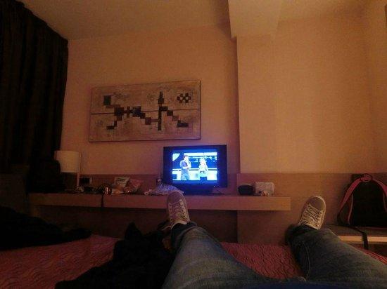 Hotel Galanthus & Spa:                   Desde la cama