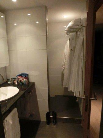 Hotel Galanthus & Spa:                   Baño                 
