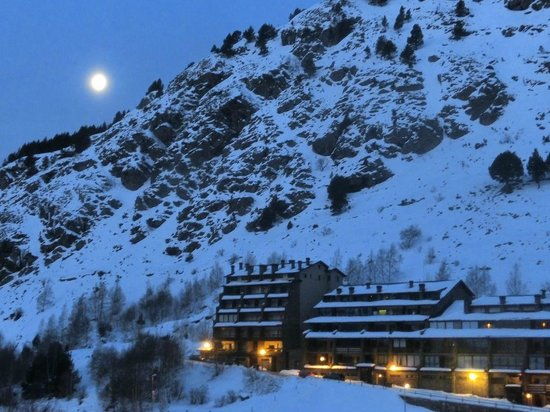 Hotel Galanthus & Spa:                   Afortunada vista al despertar                 