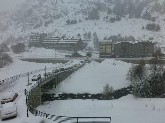 Hotel Galanthus & Spa:                   Vista desde habitación