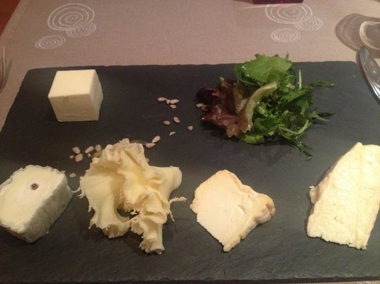 L'Arsenal :                                     Fromage du moment