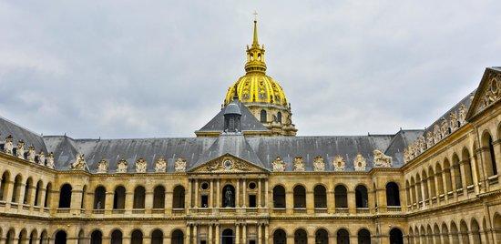 Army Museum Les Invalides Paris France