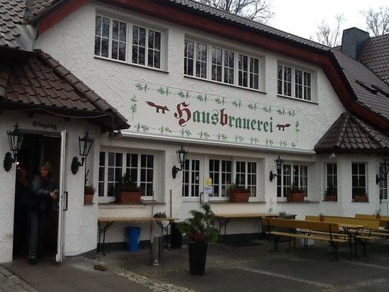 Euskirchen, Germany:                   Waldgasthaus Steinbachtalsperre