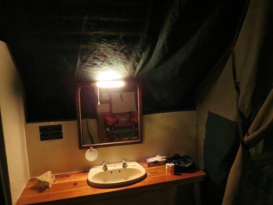 Tarangire Safari Lodge: Bathroom