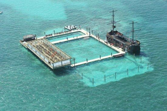 Ocean Adventures Stingray Bay Caribbean Festival : Our NEW StingrayBay Pen and Caribbean Festival Pirate Boat