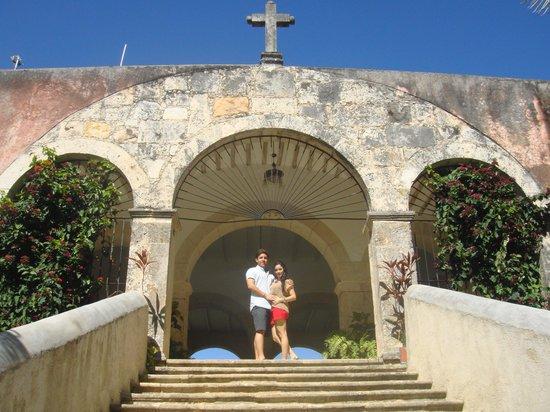 Yoga  Picture of Hacienda Tepich, Acanceh  TripAdvisor