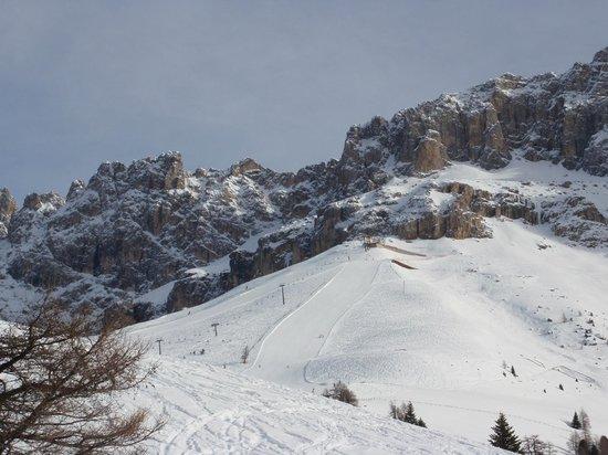 Carezza Ski:                   Le discese dal Coronelle (2337m)
