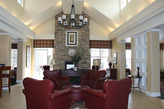 Residence Inn Denver Airport: Lobby