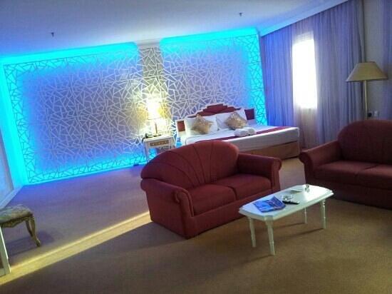 Swiss-Inn Sungai Petani:                   Junior Suite room 407