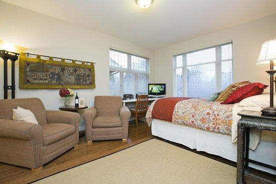 Alma Beach Suites: Studio Suite