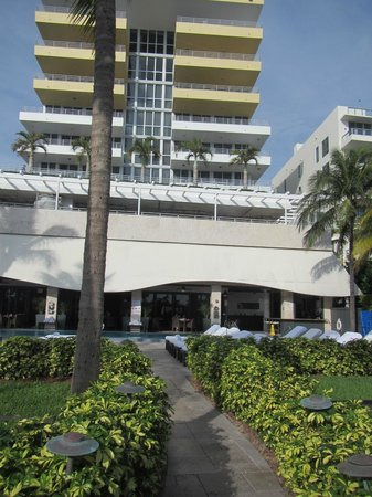 Hilton Bentley Miami/South Beach照片