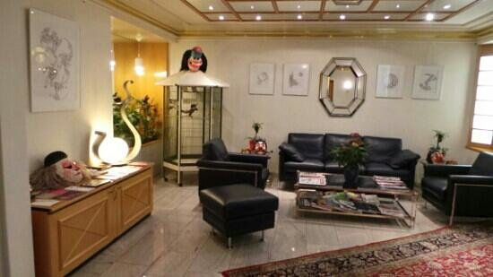 GAIA Hotel: loung