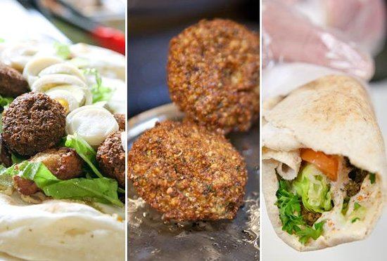 Best Choice Falafel