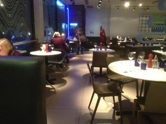 Nice Decor Picture Of Pizza Express Bramhall Tripadvisor