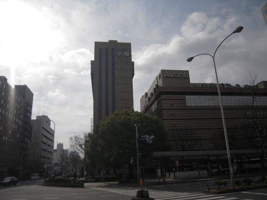 Hotel Keihan Kyoto:                   外観