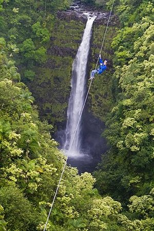 Skyline Hawaii - Big Island Zipline Tours