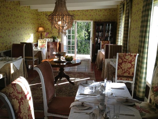 Maison Chablis Guest House: Breakfast room