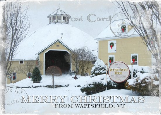 The Round Barn Farm : Holidays at the Round Barn