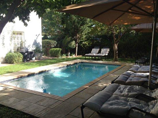 Maison Chablis Guest House: Pool