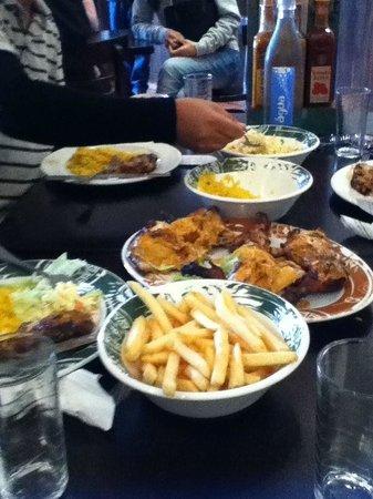 Nando's Chicken Restaurant