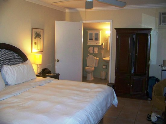 La Te Da Hotel:                   Room 22