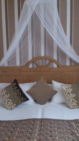 Green Garden Resort & Suites:                   bedroom