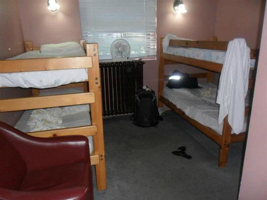 Backpackers International Hostel and Inn: Four bed room