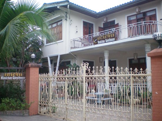 Manichan Guesthouse - front view