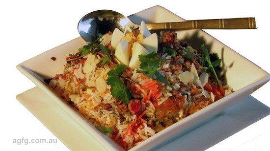 Great indian food over a long period milan kew kew for Milan indian restaurant