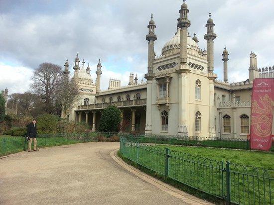 The Brighton Hotel: pavilion