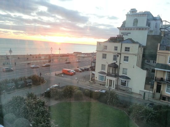 The Brighton Hotel: my veiw