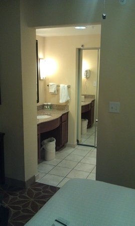 Homewood Suites Denver Tech Center: Vanity
