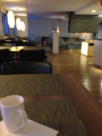 Hilton Helsinki Airport: business lounge