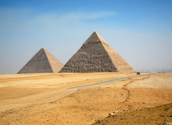 Memphis Tours:                   Pyramids of Giza