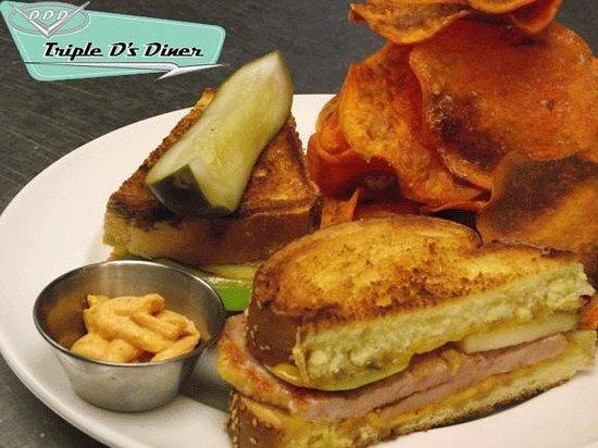 Triple D's Diner: The Lumberjack