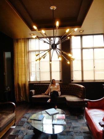 Moreno Hotel Buenos Aires:                   Recepção