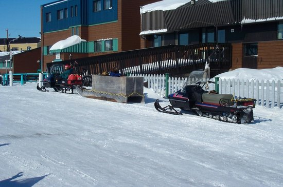 Foto de Auberge Kuujjuaq Inn
