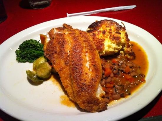 Stella Grill: Catfish. amazing.