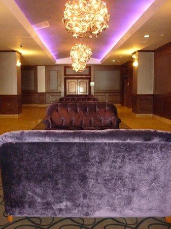 Veneto Hotel & Casino:                   7mo piso, un área para relajación